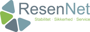 Hjemmeside delvist er sponsoreret af ResenNet