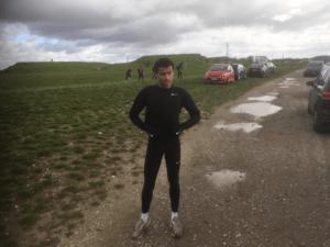 Samuel Sigala klar til Crossløb 2019